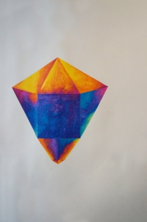 Galerie Laureen Thomas- Elodie Garrone 1, 45 x 60cm