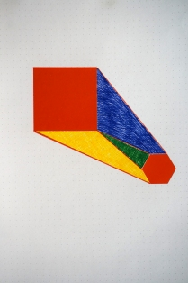 Galerie Laureen Thomas- Elodie Garrone 2, 15 x 21 cm, 2015